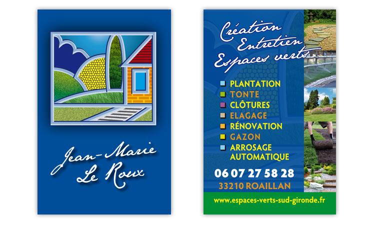 Carte De Visite Affiche Flyer Tract Fournitures Bureau